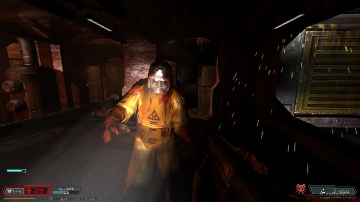 Скриншот к игре Doom 3: BFG Edition