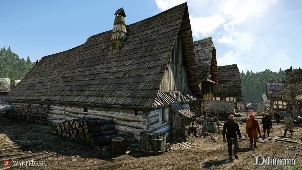 Скриншот к игре Kingdom Come: Deliverance