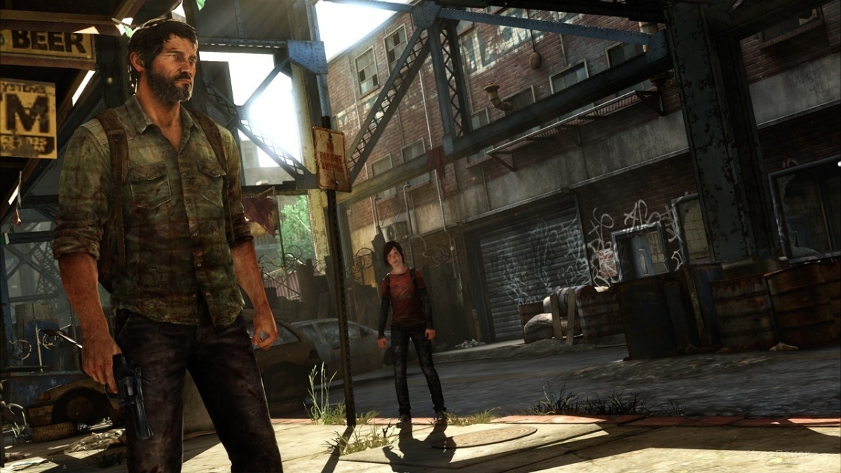 Скриншот к игре The Last of Us
