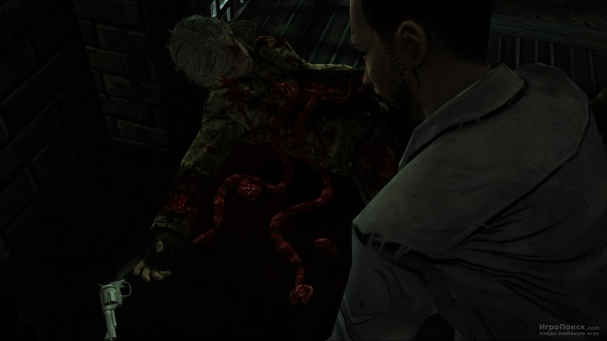 Скриншот к игре The Walking Dead: Season One - Episode 4: Around Every Corner