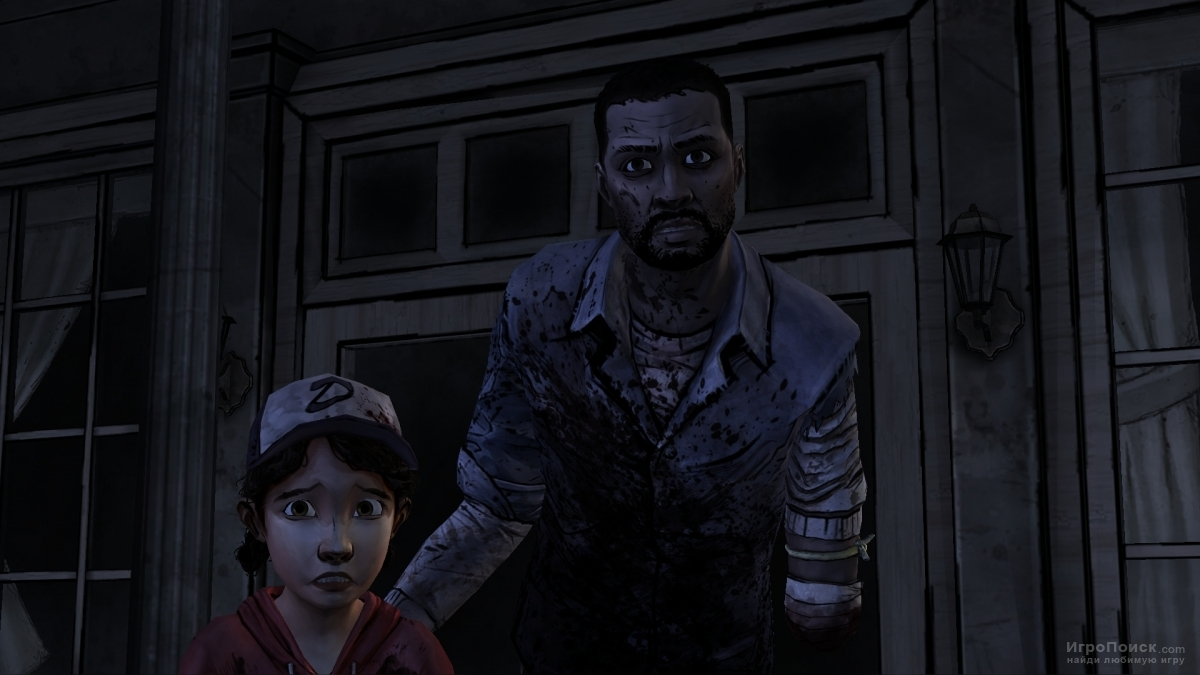 Скриншот к игре The Walking Dead: Episode 5 - No Time Left