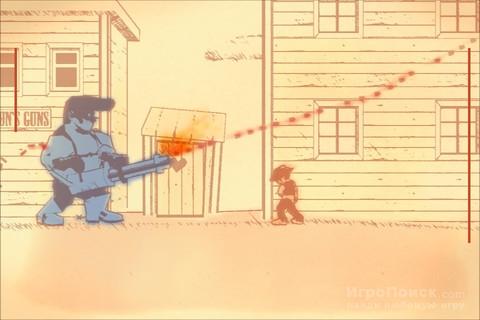 Скриншот к игре Gunman Clive