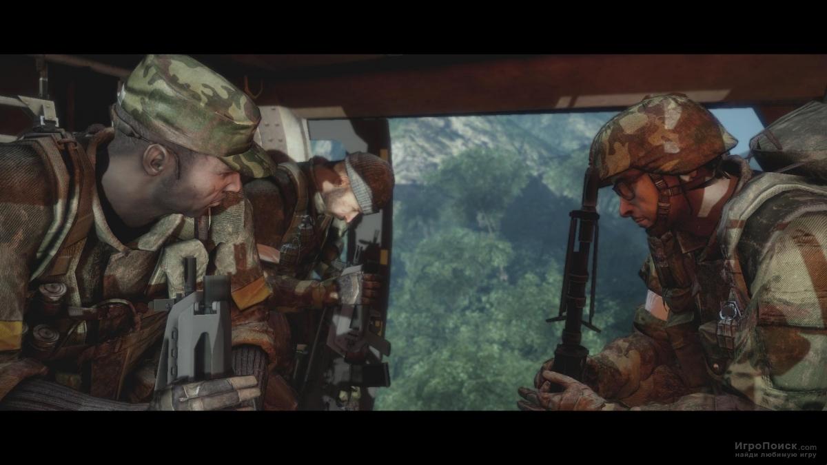 Скриншот к игре Battlefield: Bad Company 2