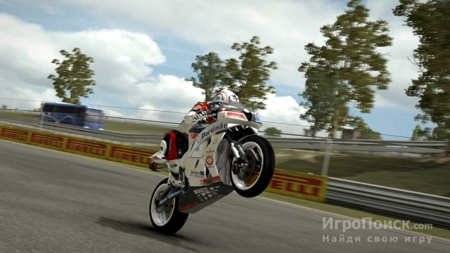 Скриншот к игре SBK X: Superbike World Championship