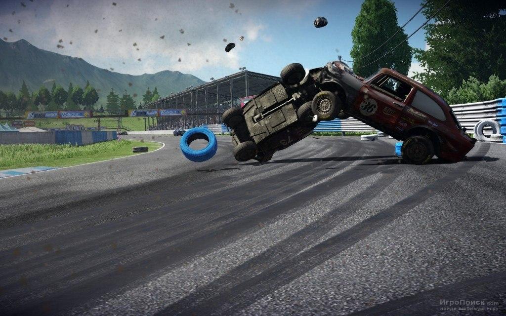 Скриншот к игре Next Car Game: Wreckfest
