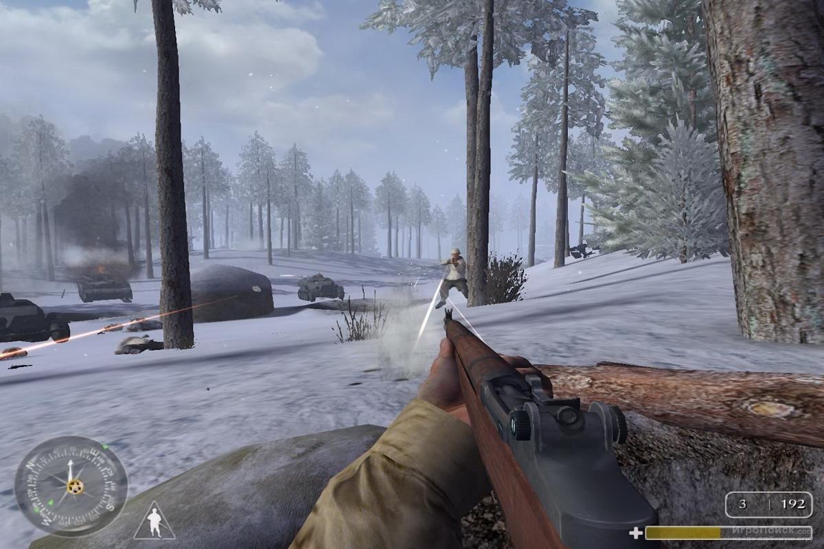 Скриншот к игре Call of Duty: United Offensive