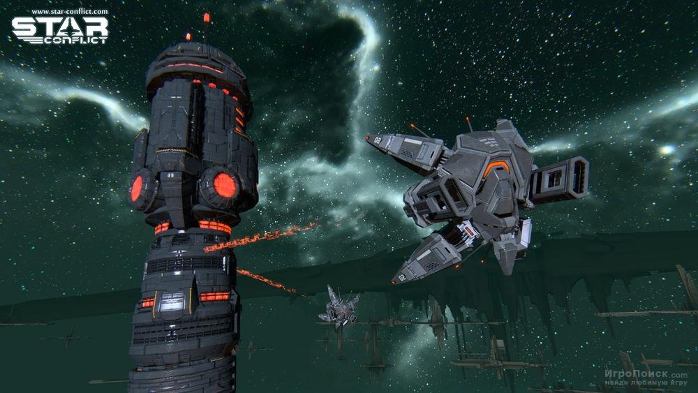 Скриншот к игре Star Conflict