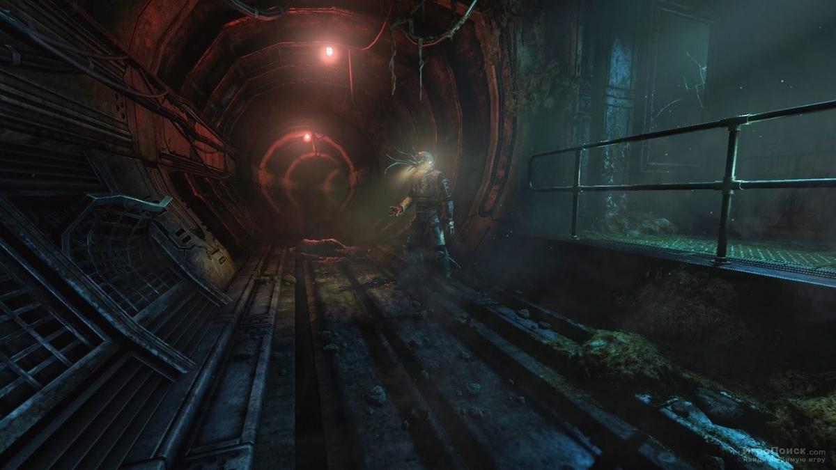 Скриншот к игре SOMA