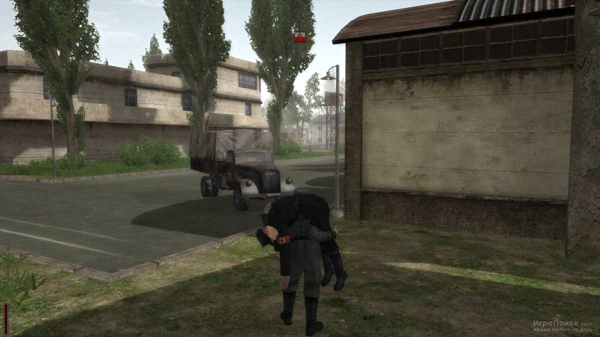 Скриншот к игре Death to Spies