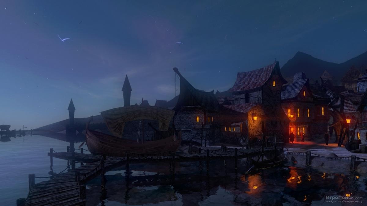 Скриншот к игре Dreamfall Chapters