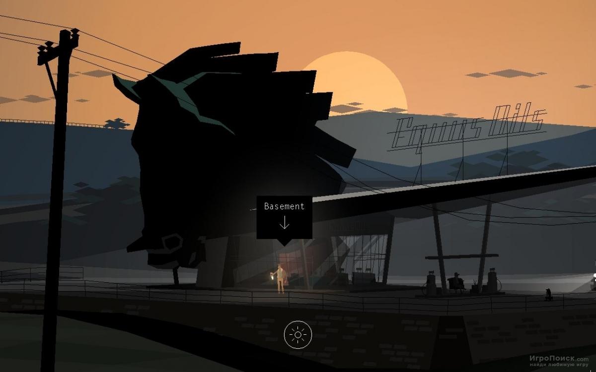 Скриншот к игре Kentucky Route Zero