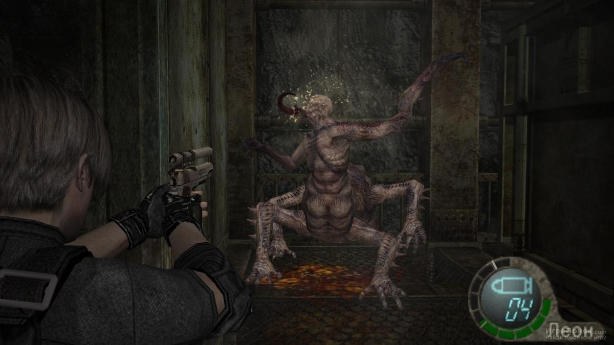 Скриншот к игре Resident Evil 4