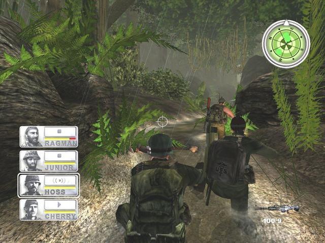 Скриншот к игре Conflict: Vietnam