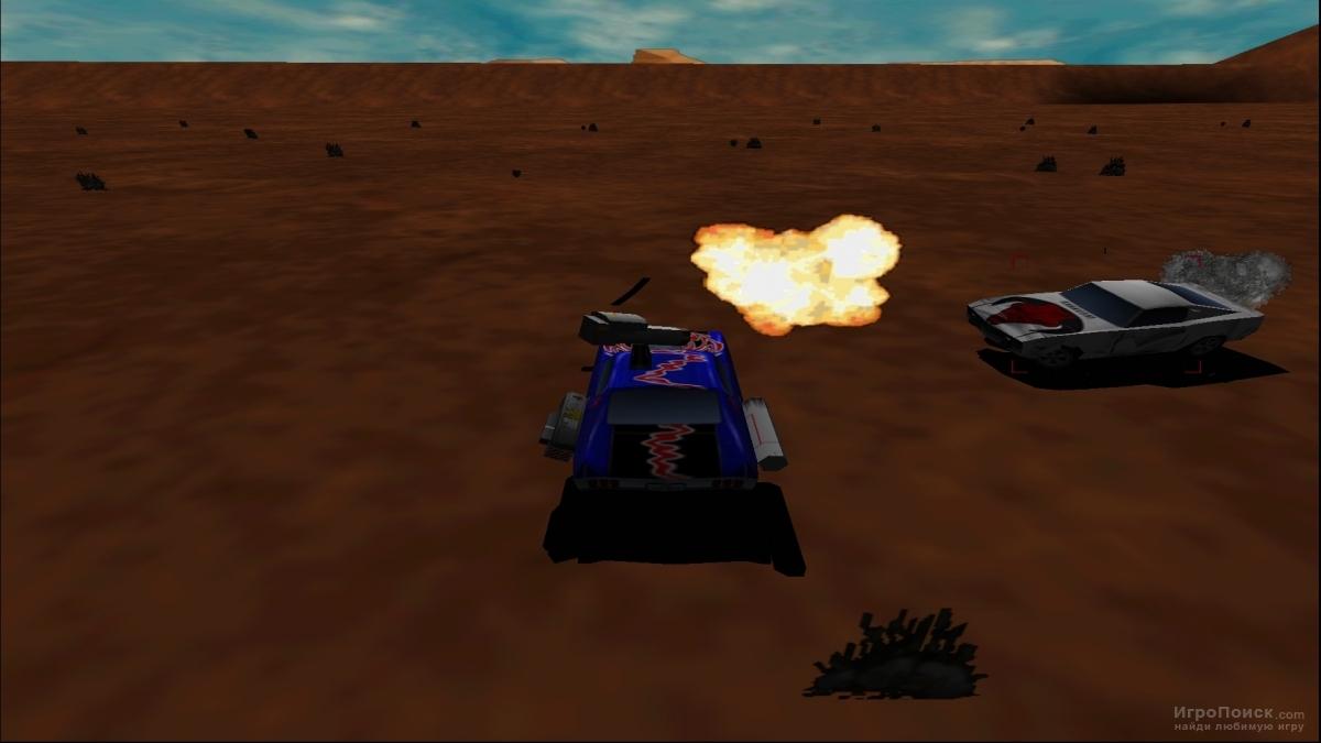 Скриншот к игре Interstate '76