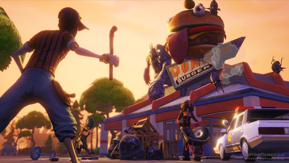 Скриншот к игре Fortnite