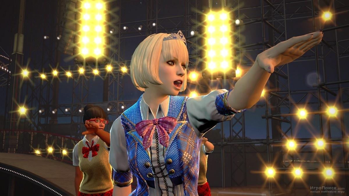 Скриншот к игре Dance Evolution