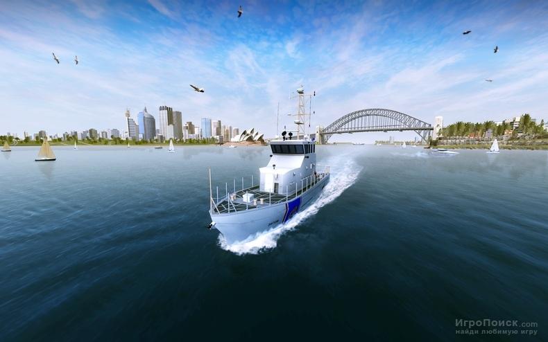 Скриншот к игре Ship Simulator Extremes