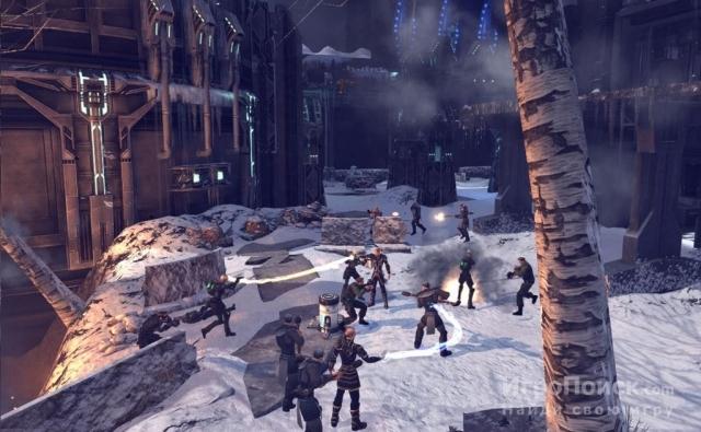 Скриншот к игре Stargate Resistance
