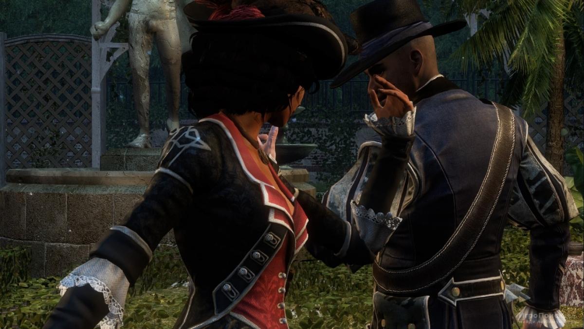 Скриншот к игре Assassin's Creed: Liberation HD