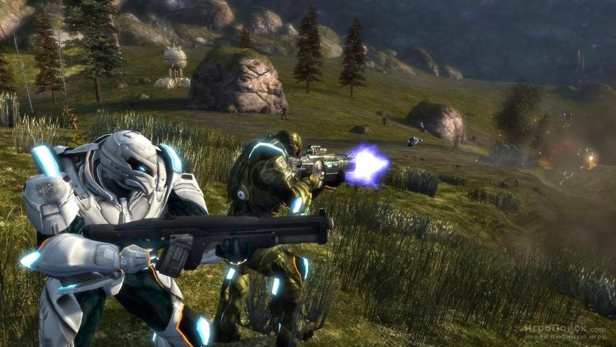 Скриншот к игре Section 8: Prejudice