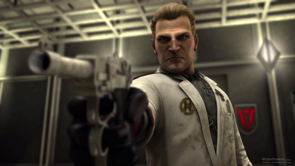 Скриншот к игре The Saboteur