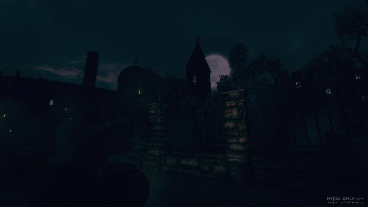 Скриншот к игре Amnesia: A Machine for Pigs