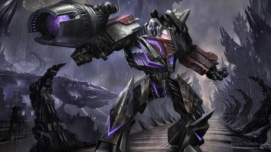 Скриншот к игре Transformers: War for Cybertron