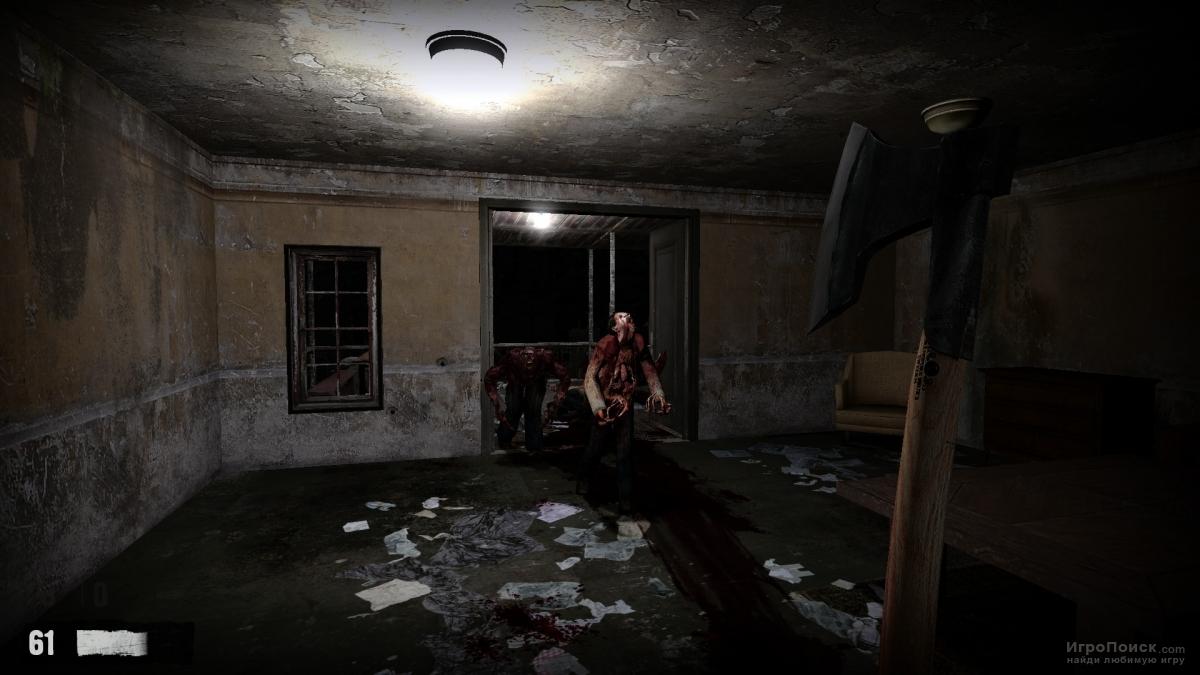 Скриншот к игре Nightmare House 2