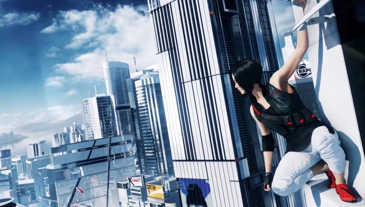 Скриншот к игре Mirror's Edge: Catalyst