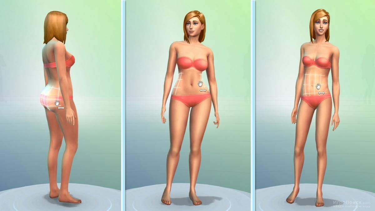 Скриншот к игре The Sims 4