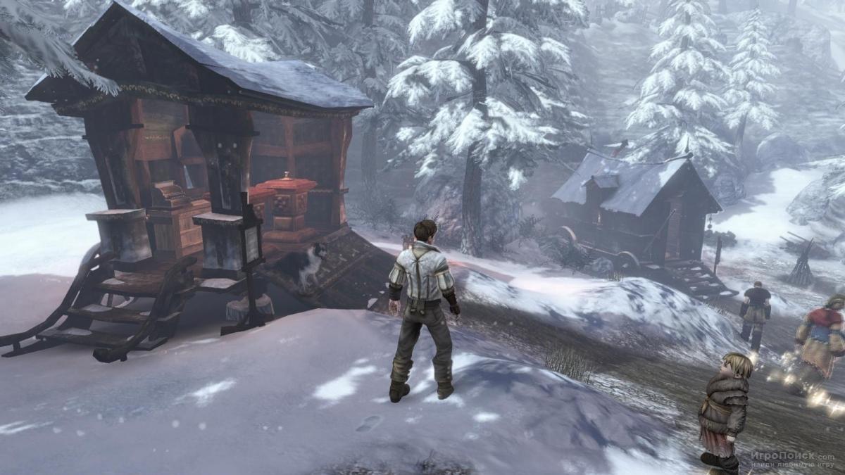 Скриншот к игре Fable 3