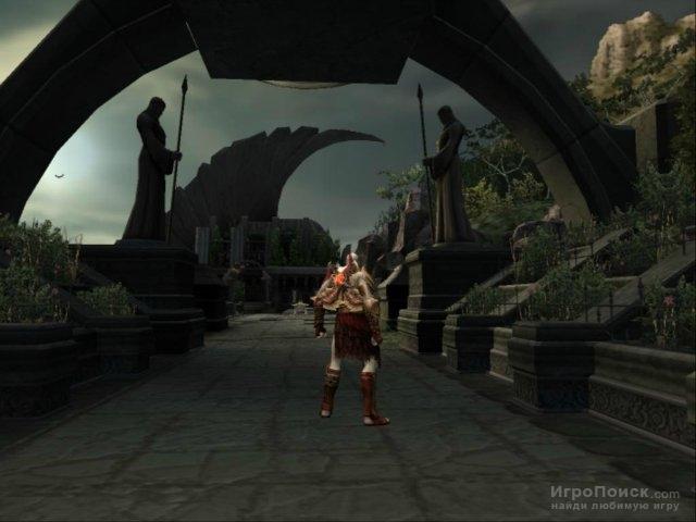 Скриншот к игре God of War 2