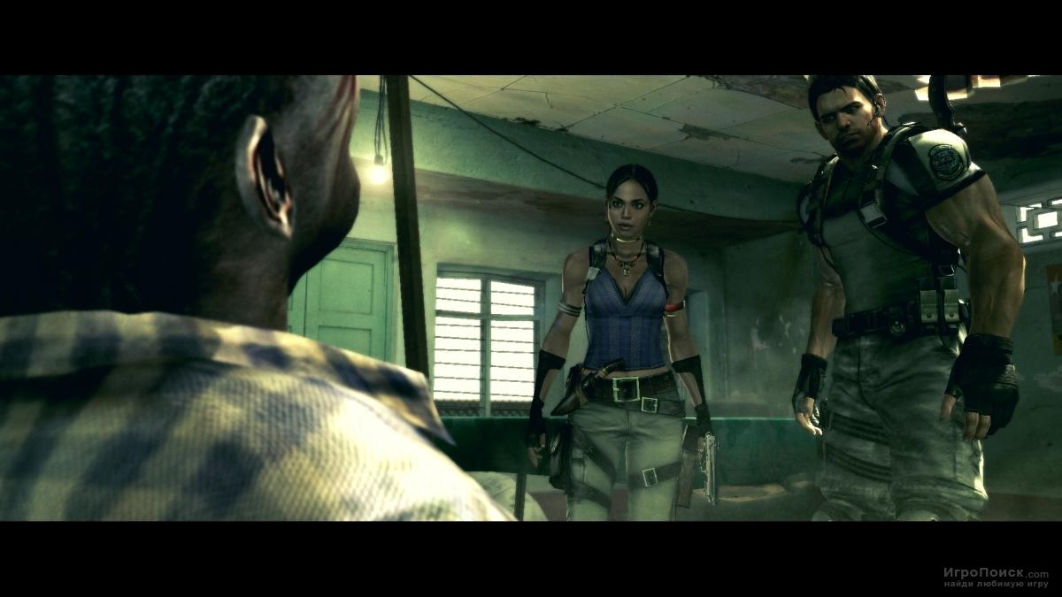 Скриншот к игре Resident Evil 5