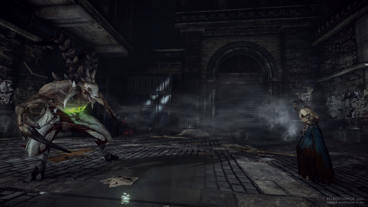 Скриншот к игре Castlevania: Lords of Shadow 2