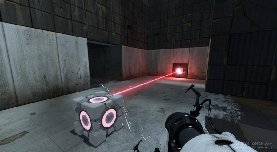 Скриншот к игре Portal 2