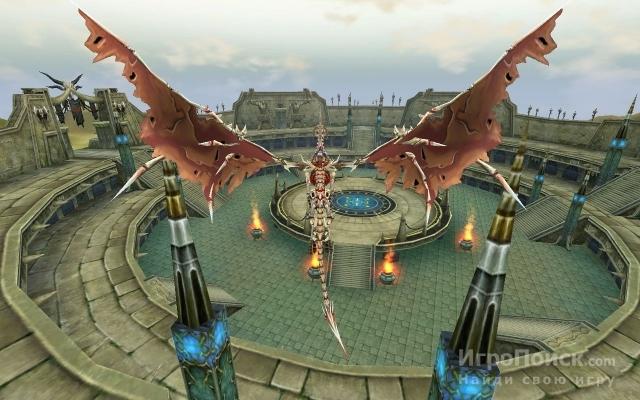 Скриншот к игре Dragon Knight Online