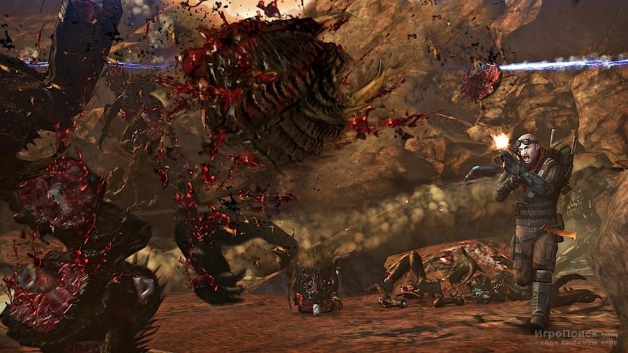 Скриншот к игре Red Faction: Armageddon