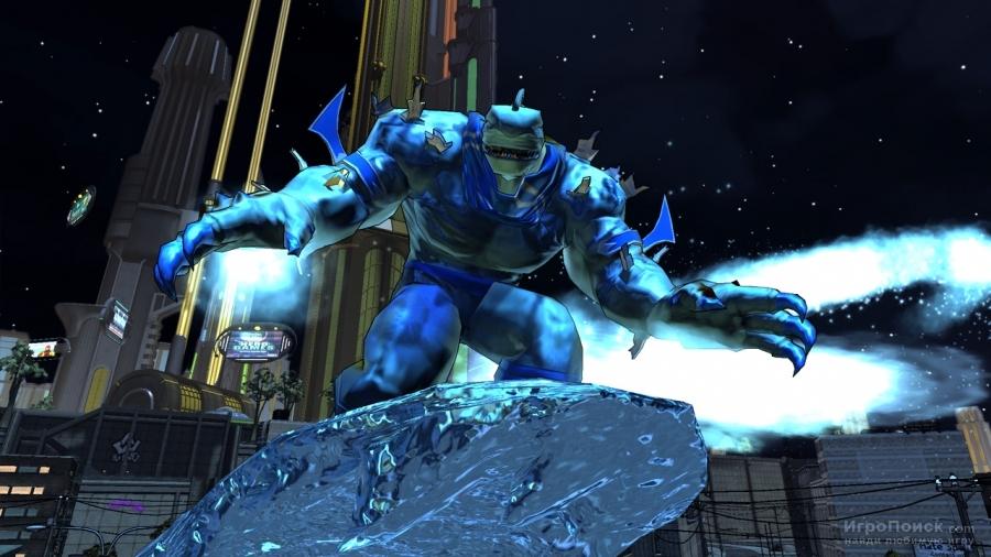 Скриншот к игре Champions Online