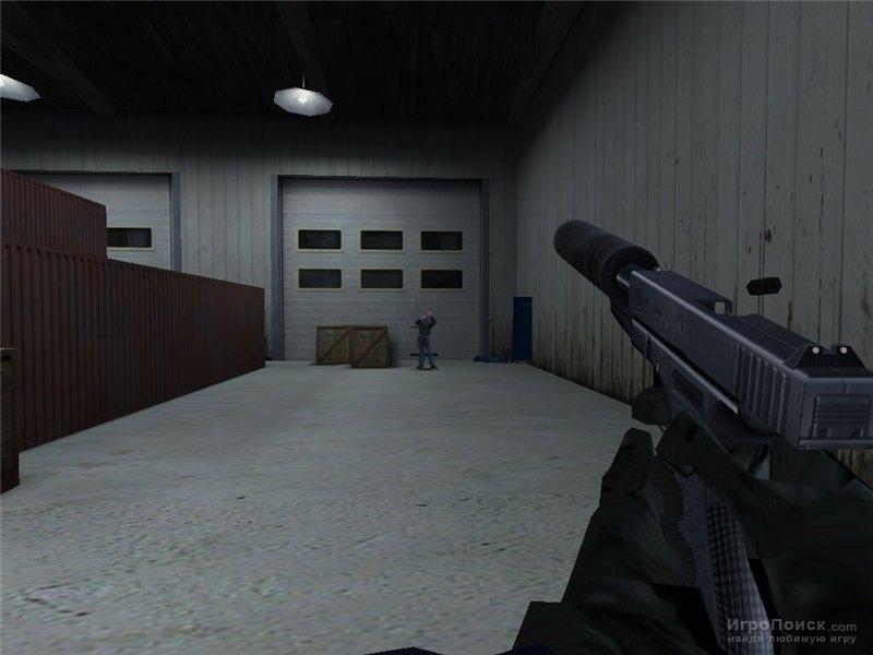 Скриншот к игре I.G.I.-2: Covert Strike
