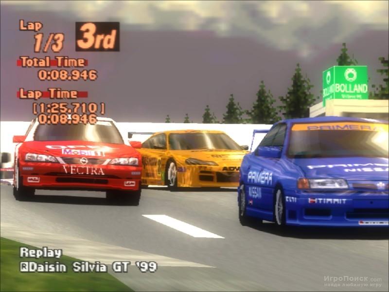 Скриншот к игре Gran Turismo 2