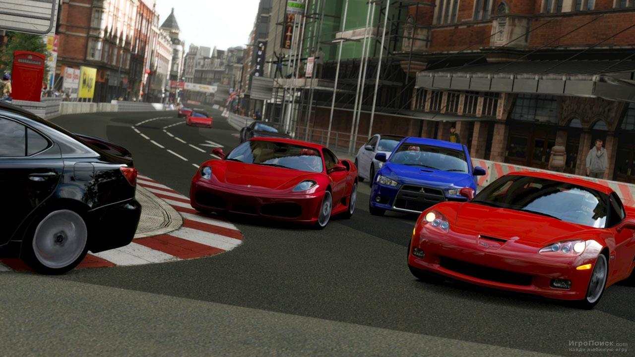 Скриншот к игре Gran Turismo 3: A-Spec