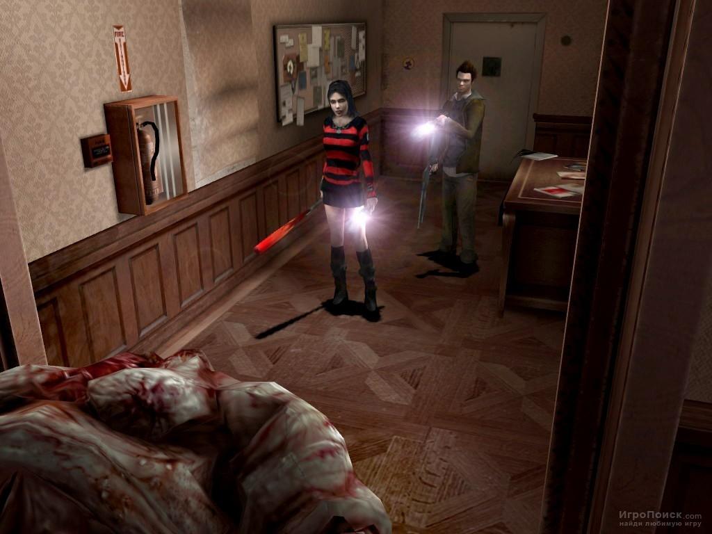 Скриншот к игре ObsCure II