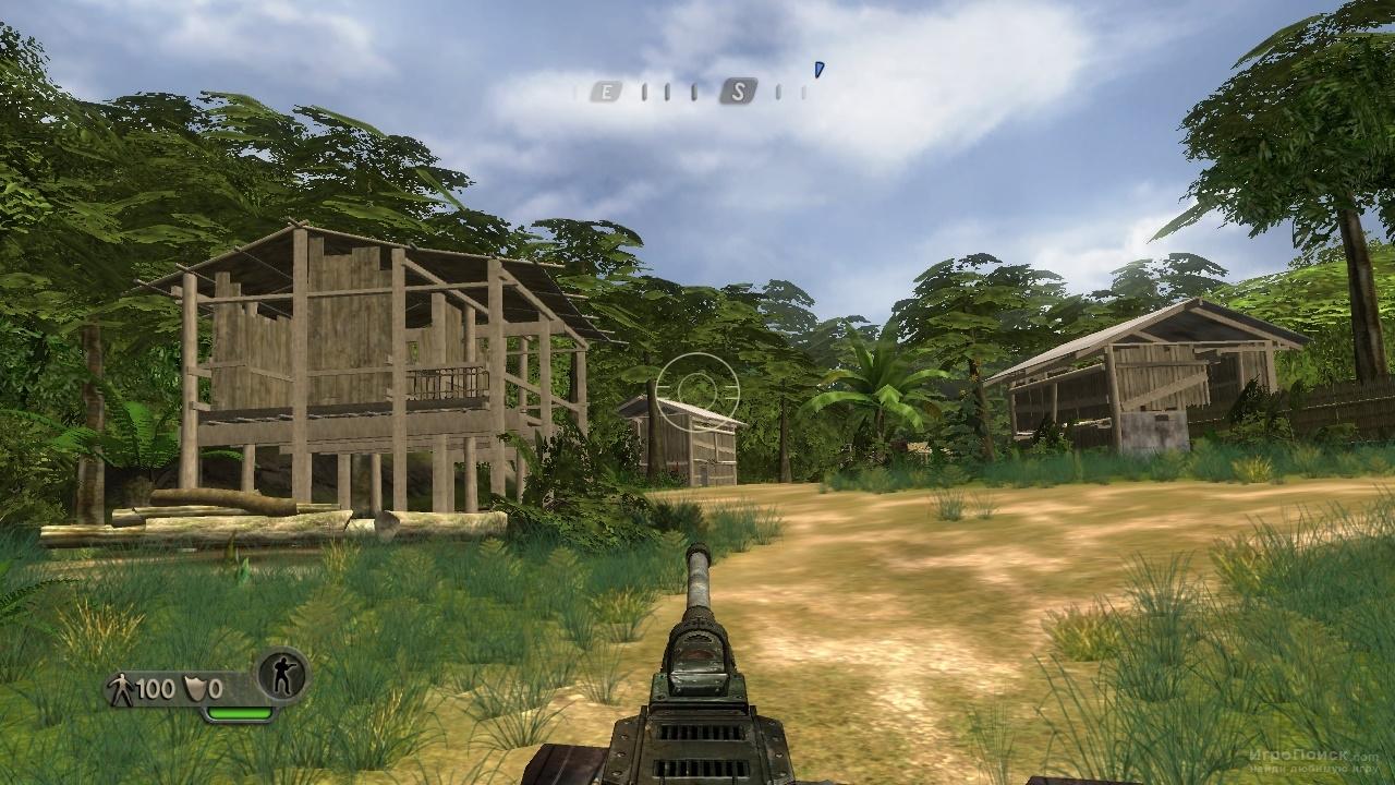 Скриншот к игре Far Cry Instincts: Evolution