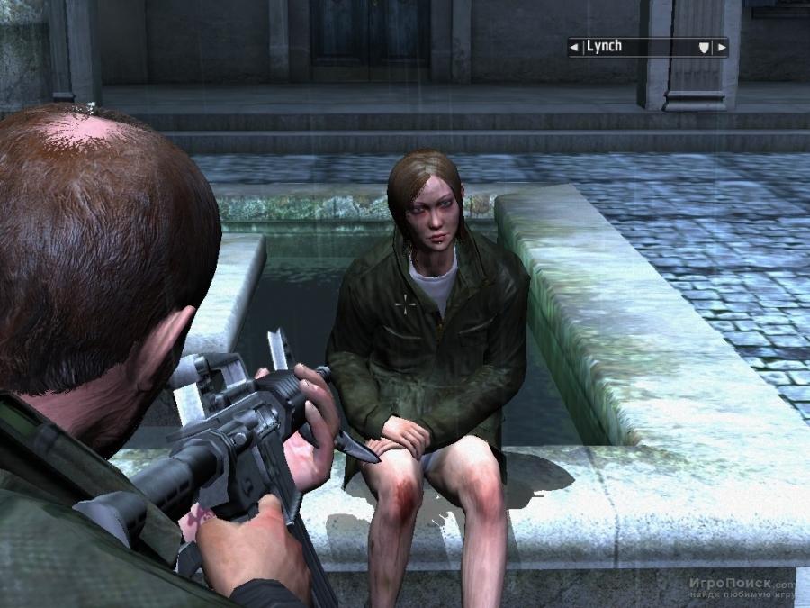 Скриншот к игре Kane and Lynch: Dead Men