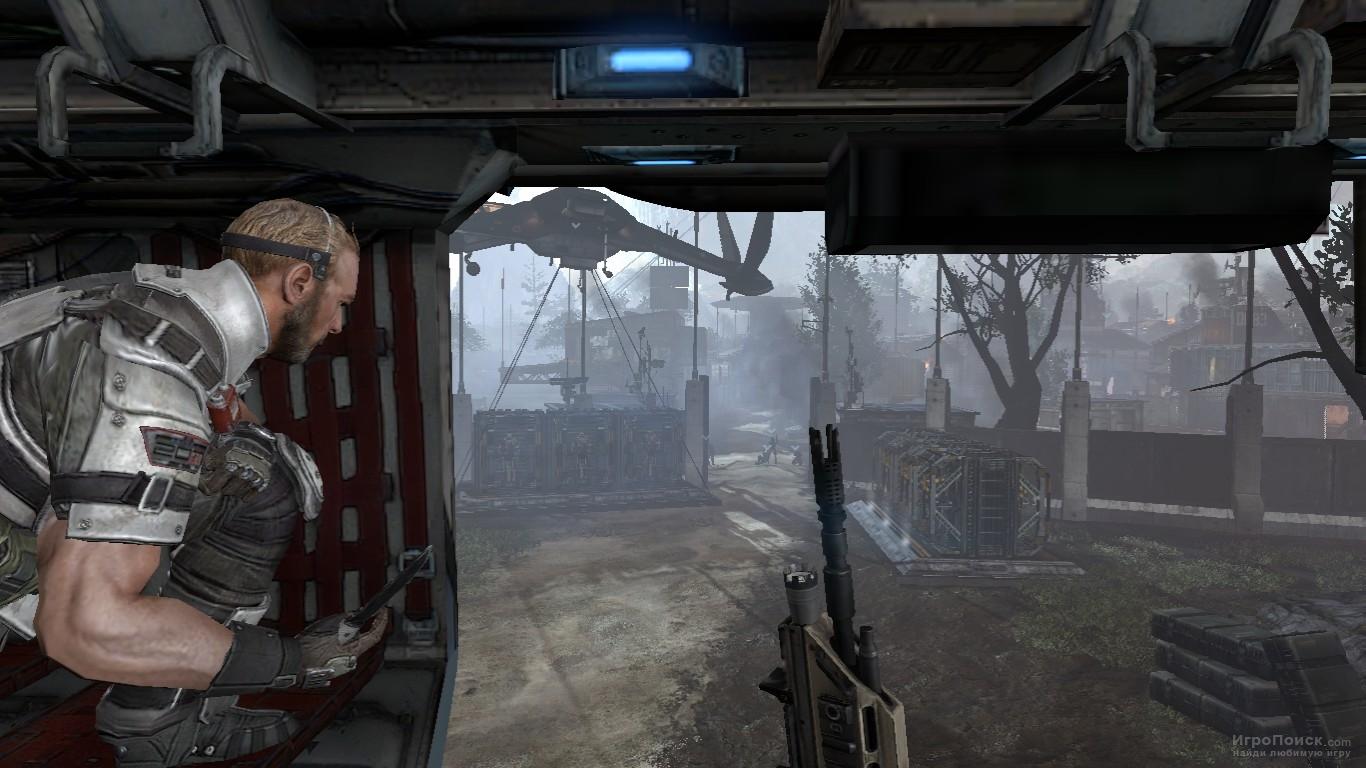 Скриншот к игре Titanfall