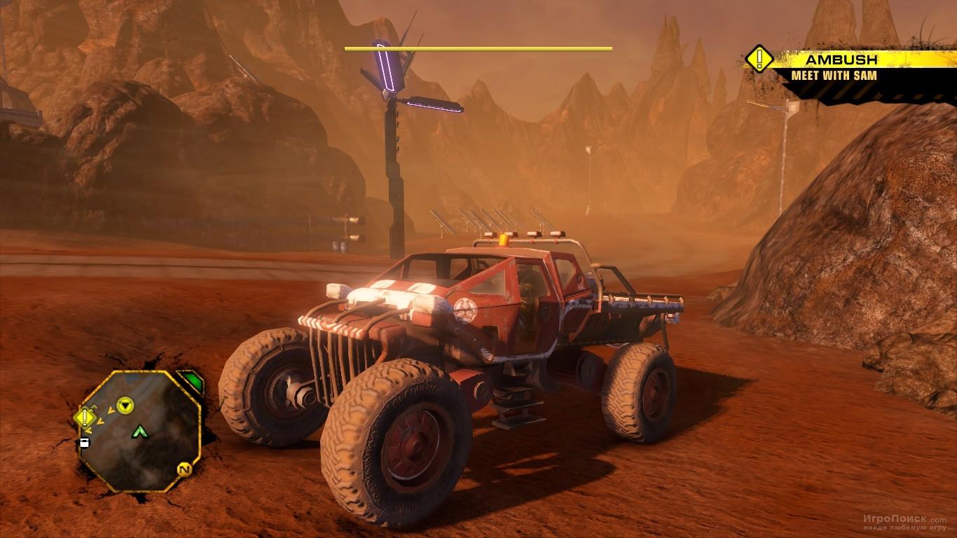 Скриншот к игре Red Faction: Guerrilla