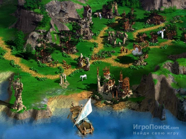 Скриншот к игре Heroes of Annihilated Empires