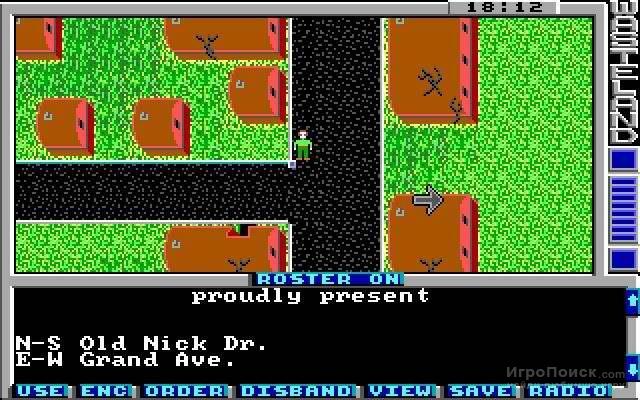Скриншот к игре Wasteland