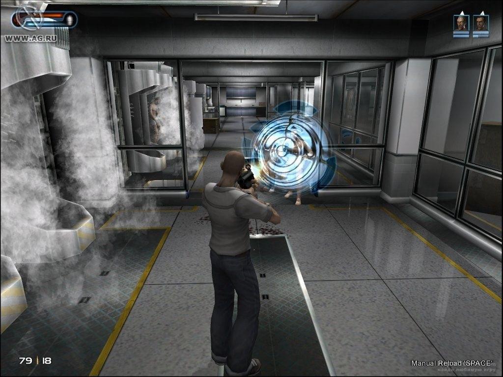 Скриншот к игре Second Sight
