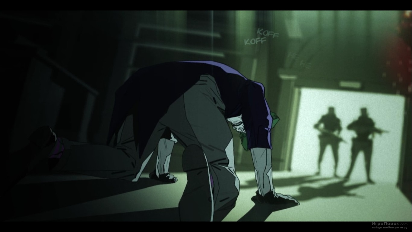 Скриншот к игре Batman: Arkham Origins Blackgate - Deluxe Edition